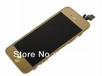 iphone5 LCD screen   original  colors Electroplate