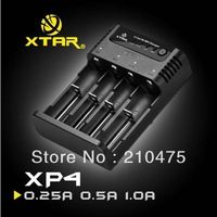 XTAR XP4 4-Channel 3.6V 3.7V Li-on and Ni-MH Battery Charger with USB Output  Mobile Power Bank
