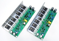 L15 Assembled FET Power Amplifier Board IRFP240 IRFP9240 2 Channel DIY LJM