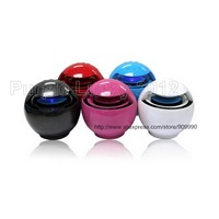 High Quality 5-Colors D600 D600BT Wireless Bluetooth V2.1+EDR Stereo MP3 Player Speaker Subwoofer w/ TF / USB / Handfree 30pcs