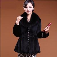 2013 New arrival fashion Women's Coats Winter Warm Long Coats Faux Fur