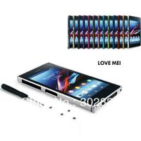 Ultra Thin 0.7MM Aluminum Metal Bumper Case For Sony Xperia Z1 L39h
