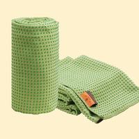 New Quality anti-Skidless Microfiber Yoga Towel slip resistant Yoga Mat Blankets Manduka Free Shipping JF0026