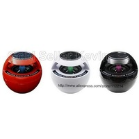 High Quality 5PCS 5-Colors D600 D600BT Wireless Bluetooth V2.1+EDR Stereo MP3 Player Speaker Subwoofer w/ TF / USB / Handfree