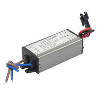 AC 175 265V DC 25 40V 300mA 8 12X1W LED Driver Power Supply Converter Adapter