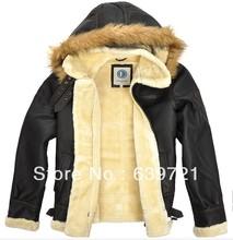 pilot leather jacket promotion