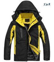 Size L--8XL 2014 Winter New Fashion Waterproof Keep Warm Men's Sport Coat Brand Outdoor Cotton-padded Jacket Free Shipping