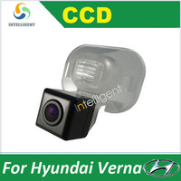 Car camera Car rear view camera For KIA FORTE Hyundai Verna Solaris HD CCD night vision color car backup camera