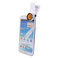 2014 New Detachable Clip On Fisheye Fish Eye Lens for iPhone 4 4G 4S 5 Samsung Galaxy S4 IV i9500 S3 III i9300 Note 2 II N7100