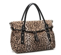 Autumn and winter fashion female handbag fashion women's handbag leopard print handbag cross-body shoulder bag women bag
