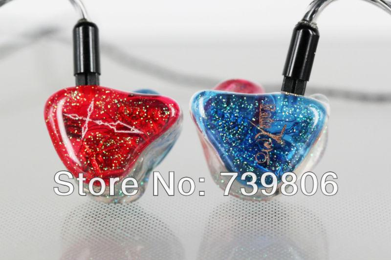 CIEM Heir Audio 8.A  brand earpods professional audio stereo headphone top quality  in ear heaset super bass earphone(China (Mainland))