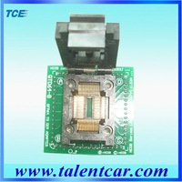Adapter QFP64 for ETL908/705 programmer