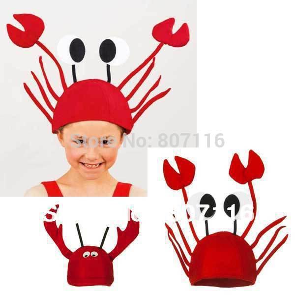 Disfraces de cangrejo para niños - Imagui
