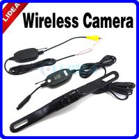 170 Degree Backup Reversing Wireless Rearview Camera for Car DVD 420TVL CN QS-07