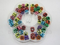 Free shipping  MIXED COLOR  ACRYLIC BEADS FOR DIY  BEADS STRETCHY CORD SETS