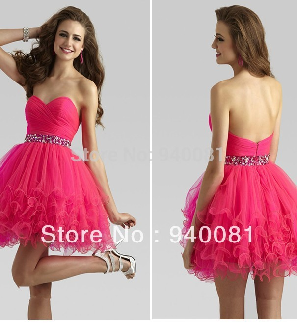 ... -Tulle-Short-8th-grade-graduation-dresses-2013-Cocktail-and.jpg