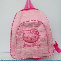 Cartoon Hello Kitty hellokitty girls cute shoulder bag backpack schoolbag school students