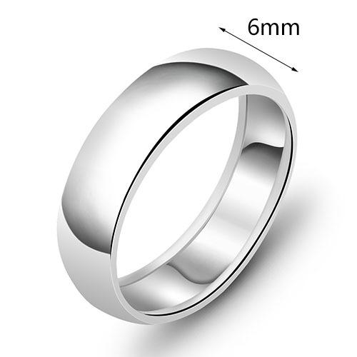 cool wedding ring 2016 plain sterling silver wedding rings