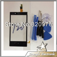 Free Shipping 100% Quality good Original Lcd Top Touch Screen Digitizer Replacement Glass For Nokia Lumia 720 +Open Tools