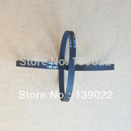 Cinto GT2 Closed loop 79 dentes 158 mm n 94 dentes 188 mm pacote(China (Mainland))
