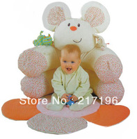 Free Shipping ,Small rabbit  Blossom Farm Clover ,Sit Me Up, Cosy Baby Seat,samll Baby Play game accessory