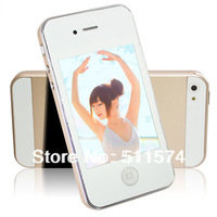"New arrive In Stock i5 5G 5S 5C 3.2"" Touch Screen Unlocked Dual Sim Russian Polish Phone Gold Color"