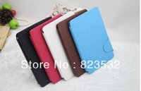 Free shipping in the latest fashion, 7 inch ultra-thin tablet holster, five colors, leather