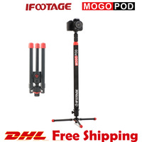 iFootage Mogopod - Fast, Compact, Lightweight Monopod Tripod with Ball Head