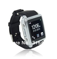 Newest bluetooth smart wrist watch, 1.54 touch screen+caller ID display+anti-lost+handsfree+waterproof for iphone, android phone