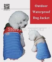 Free Shipping!!Best Selling Fashion Waterproof Dog Jacket Pet Jacket Dog Cloth Pet Vest
