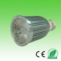 Hot Sale Free Shipping 10W E27/GU10 COB LED Spotlight