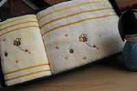 Free shipping ! 2 pcs/  lot ! 60*118 cm  wholesale big cheap baby bath towel for sale