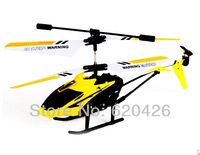 RD Remote Control Helicopter Metal 3.5CH RC Helicopter Model Toys with Gyro Helicopter Free Fhipping