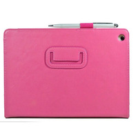 Leather stand Case Smart Cover For Apple Ipad Air 5 Gen free shipping