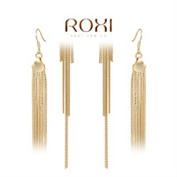 ROXI exquisite rose-gold plated trunk earrings,fashion jewelrys for women party,best Christmas gifts,factory price ,2020817450