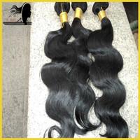 brazilian hair body wave,unprossed virgin brazilian hair 2pcs lot,remy hair extension,free shipping!