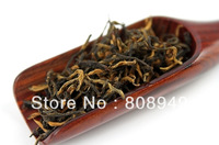 Jinjunmei Black Tea, 100g, Gold Bud flower aroma Black Tea, Jin Jun Mei English Breakfast, weight lose slimming tea