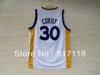 Free Shipping,#30 Stephen Curry Rev 30 Top quality New Material Basketball jersey,Embroidery logos,Size 44-56