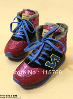Ms. 2013 new Korean version plus cotton casual high-top heavy-bottomed shoes free shipping