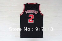 Free Shipping,#2 Nate Robinson 2013 Rev 30 New Material Basketball jersey,Embroidery logos,Size S--3XL,Mix Order
