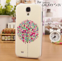 Luxury Fashion New cartoon Cute For Samsung Galaxy S4 i9500 Hard Case Back Cover Free shipping