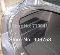 2012-2013 Citroen C-quatre 4dr High quality PE plate Non-woven fabrics Trunk store content box st