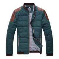 Hot sale free shipping casual slim fit men jackets men winter coat Big size 5XL A557