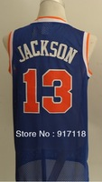 Free Shipping,#13 Mark Jackson 2013 Rev 30 Top quality Basketball jersey,Embroidery logos,Size S--3XL,Accept Mix Order
