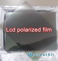 10pcs 15.6'' W lcd polarizer film,lcd polarized film for 15.6inch wide screen,135 degree lcd polaroid, polarizing film