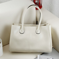 Handbag genuine leather handbag women's 2013 cowhide shoulder bag fashion bag
