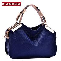 Bags trend 2013 women's handbag fashion crocodile pattern women's handbag shoulder bag messenger bag