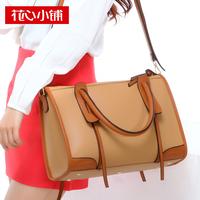 2013 fashion color block bag handbag shoulder bag messenger bag female bags - 10803