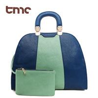 Tmc2015 women's handbag fashion vintage color block shaping bags picture package handbag messenger bag one shoulder yl301