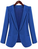 Fashion women's 2013 autumn slim star style outerwear female blazer 189 blazer
